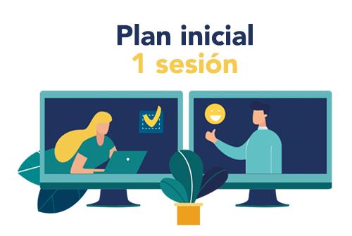 Plan inicial 1 sesión