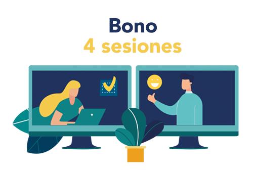 Bono 4 sesiones